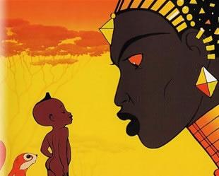 детский африканский день роздение