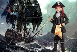 детский день рождения пираты остров сокровищ