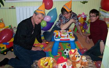 Конкурсы на день рождения девочки пять лет