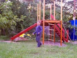 детский игровой комплекс своимируками