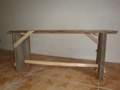 скамейка для сада и дома